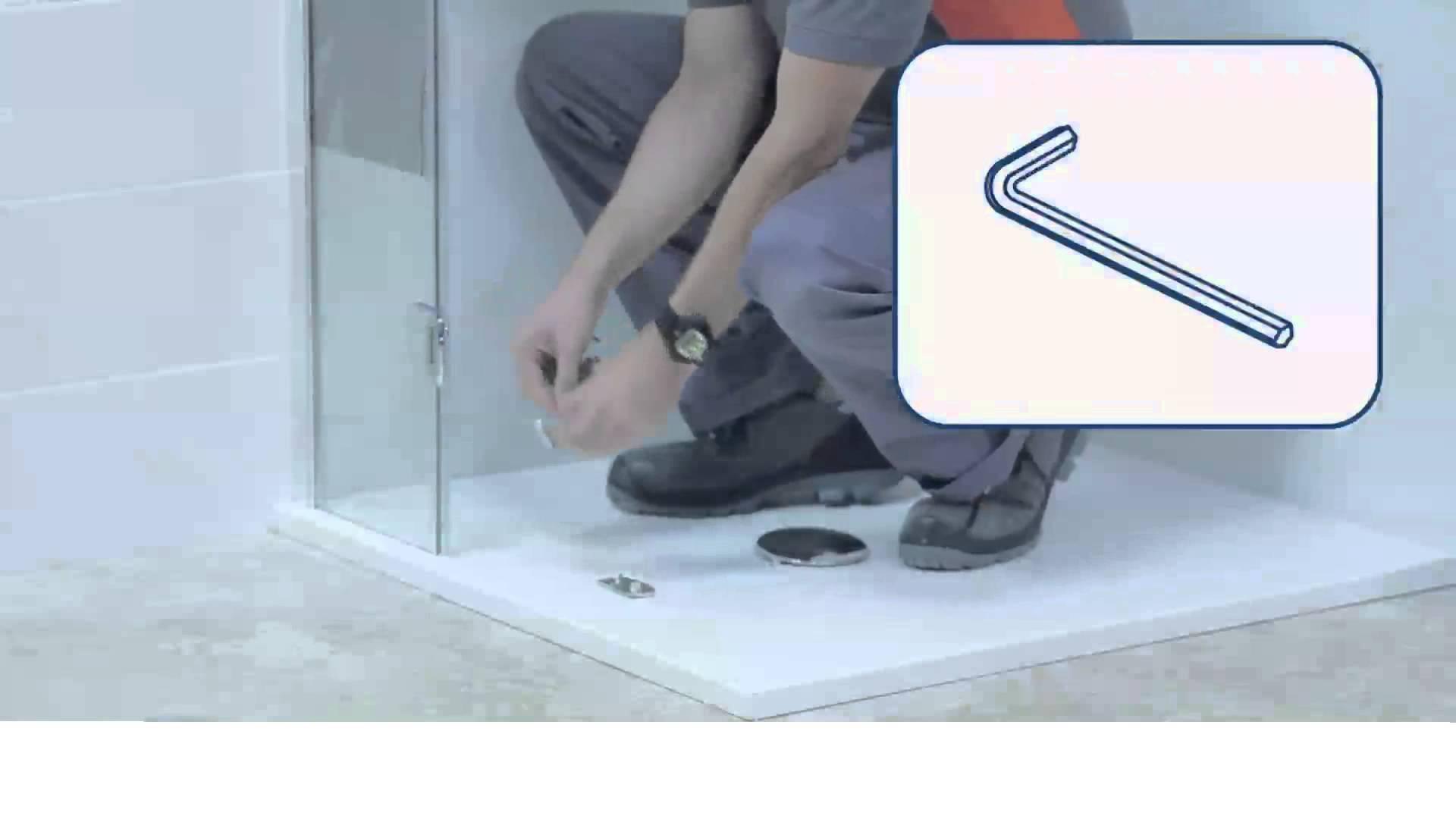 Instalaci n de mamparas madrid multichollo ba o - Instalar mampara de ducha ...