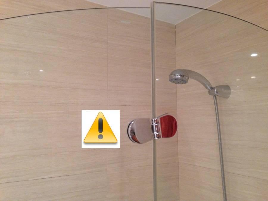 Reparaci n mamparas ba o evitar graves accidentes - Mampara ducha madrid ...