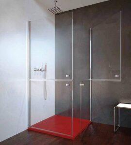 Sistemas mamparas de ducha