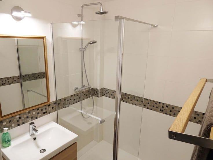 Cambiar bañera por plato de ducha Moncloa