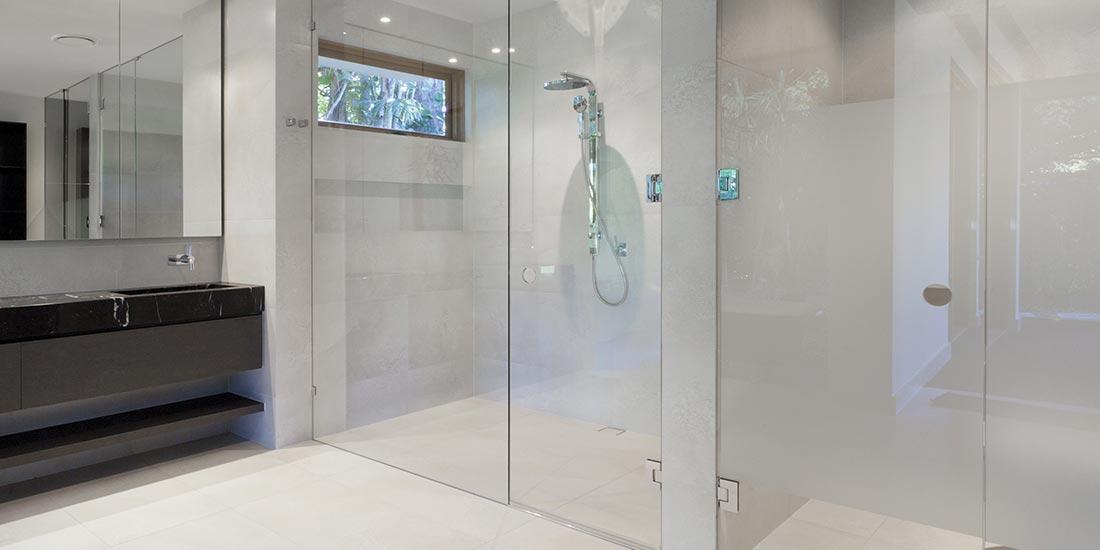 Mamparas baño seguras