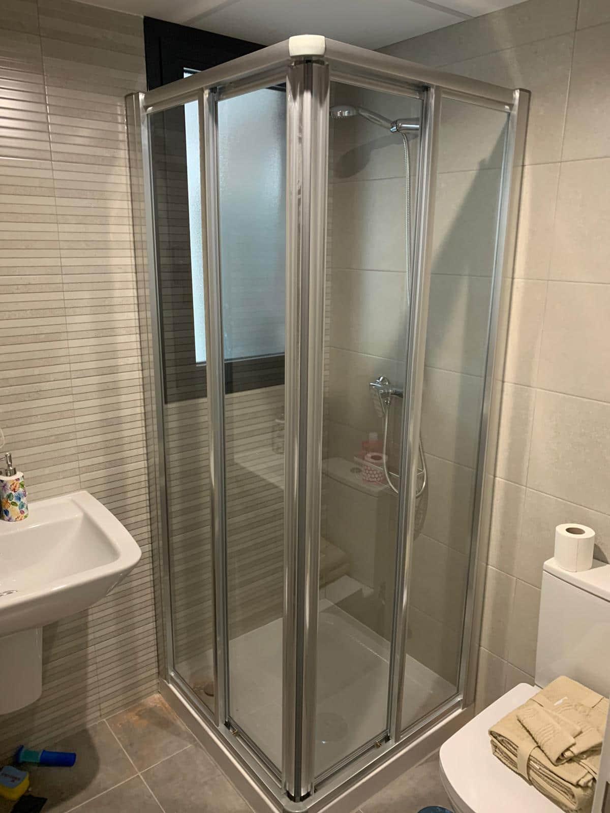 cambio bañera por ducha Madrid