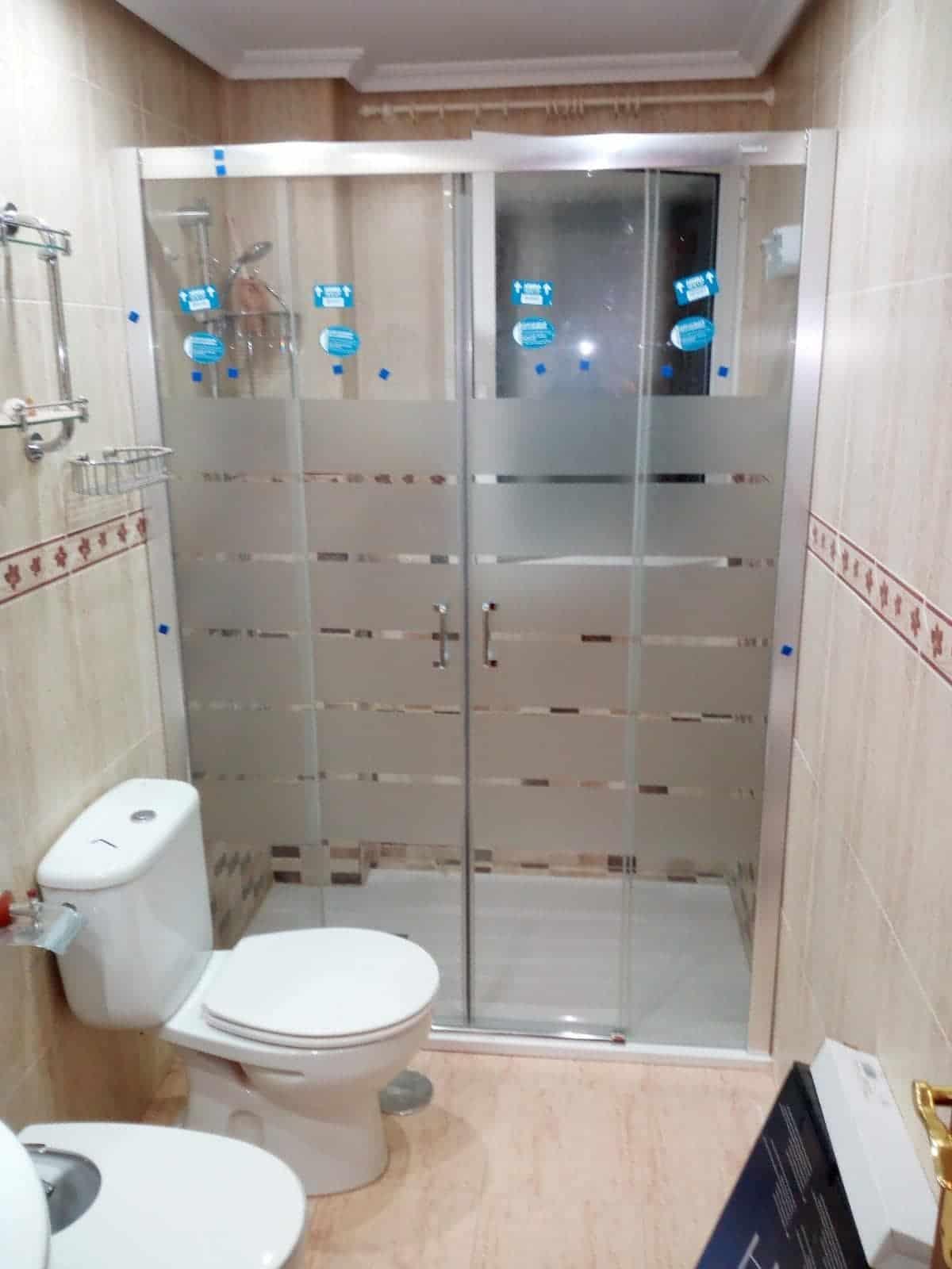 cambiar bañera por ducha valdemoro