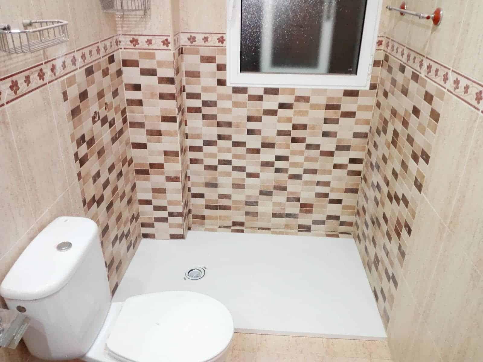 cambio bañera por ducha valdemoro